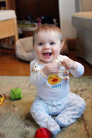 8 месяцев ребенок сайт мой младенец