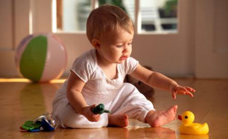 9 месяцев ребенок развивающие игры