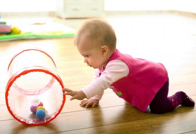 9 месяцев ребенок развитие