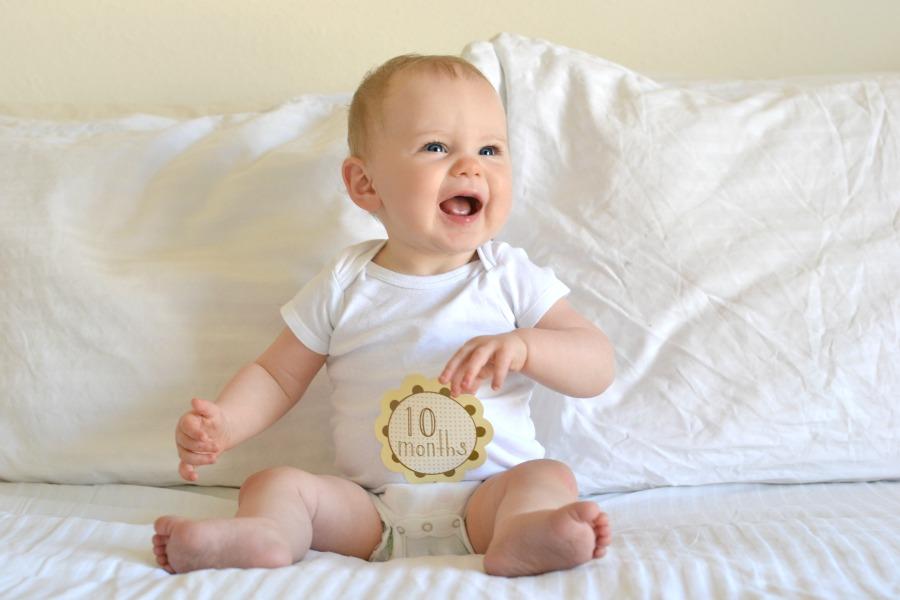 10 месяцев малыш сайт мой младенец