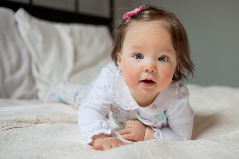 8 месяцев ребенок