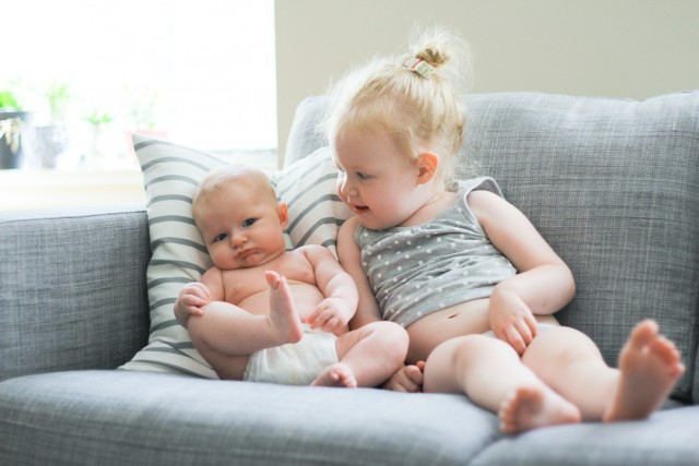 2 месяца ребенок