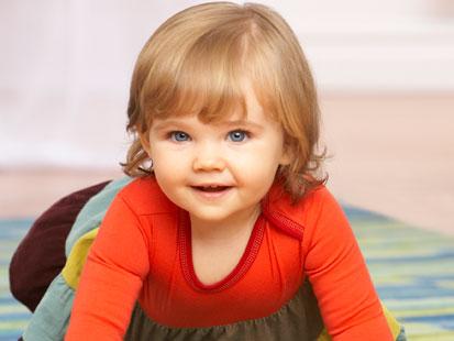 14 месяцев малышка